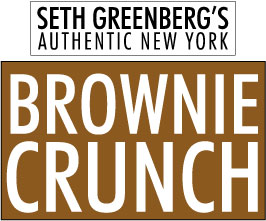 Brownie Crunch Logo