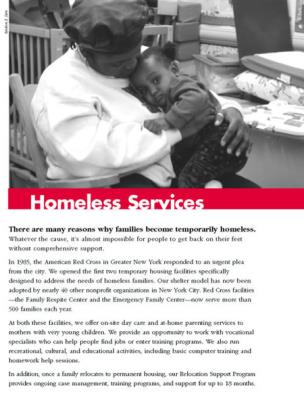 2001 American Red Cross Annual Report